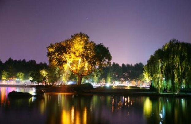 """黑池坝""""点亮""""最美夜空 合肥将安排22个夜景亮化项目切削刀具"""